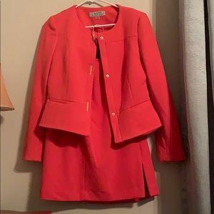 Tahiri Pink Suit